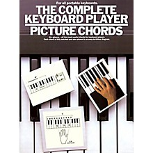 Music Sales The Complete Keyboard Player: Picture Chords Music Sales America Series Written by Kenneth Baker