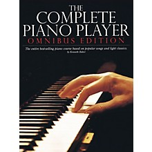 Music Sales The Complete Piano Player (Omnibus Edition) Music Sales America Series Softcover Written by Kenneth Baker