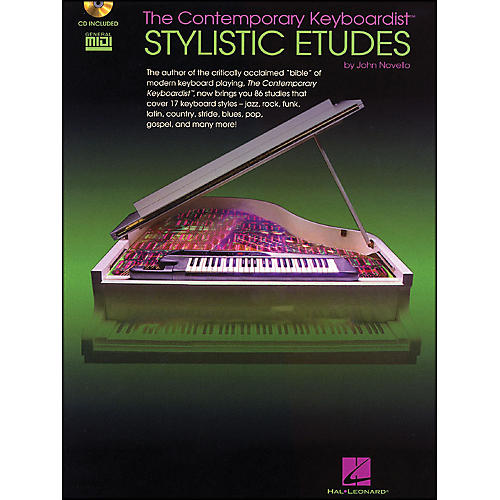 Hal Leonard The Contemporary Keyboardist - Stylistic Etudes