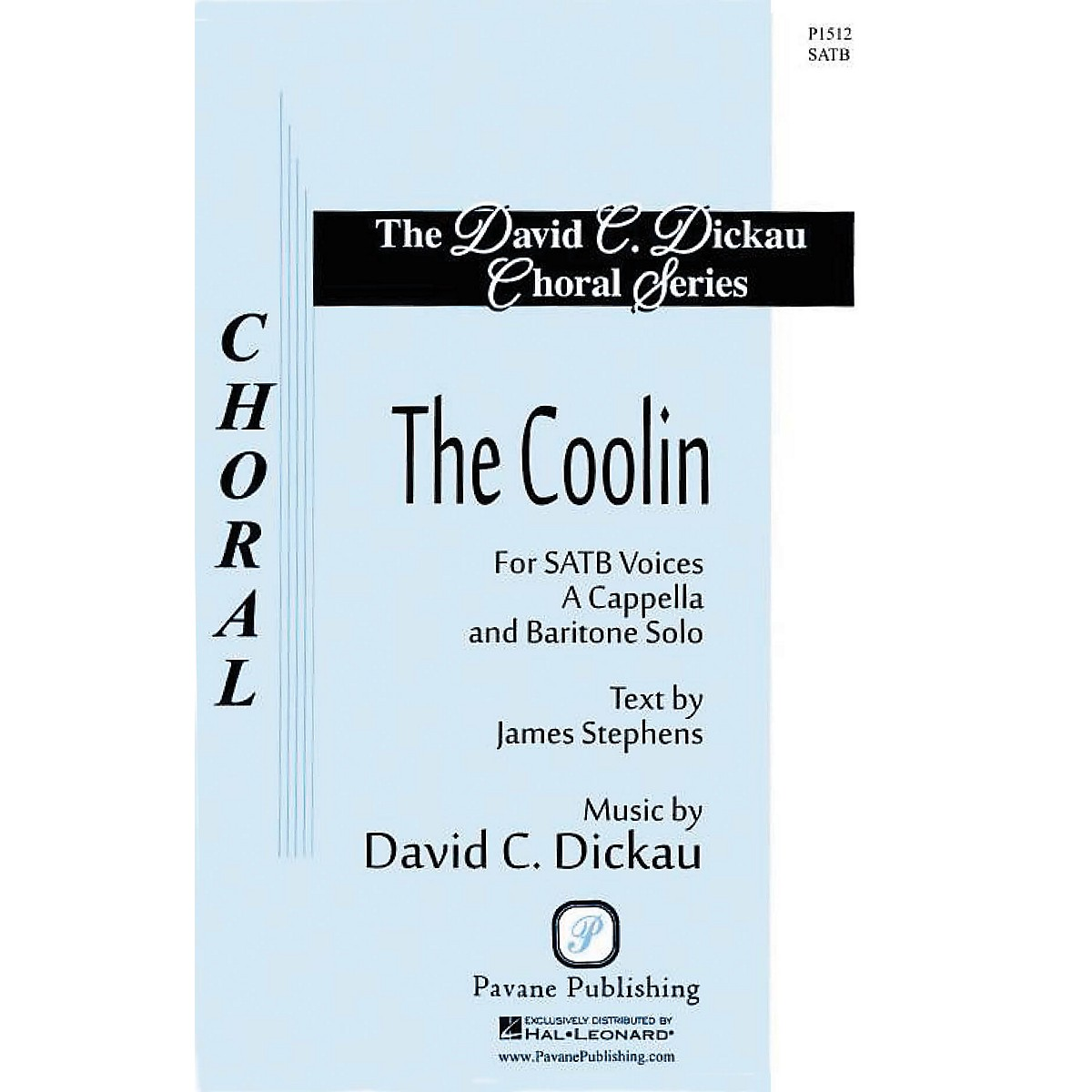 Pavane The Coolin SATB a cappella composed by David Dickau
