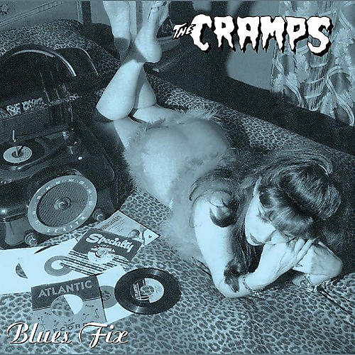 Alliance The Cramps - Blue Fix