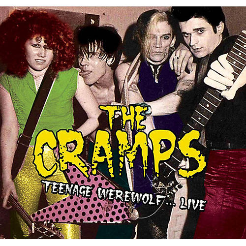 Alliance The Cramps - Teenage Werewolf... Live