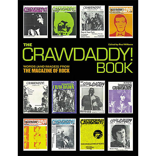 Hal Leonard The Crawdaddy Piano, Vocal, Guitar Songbook