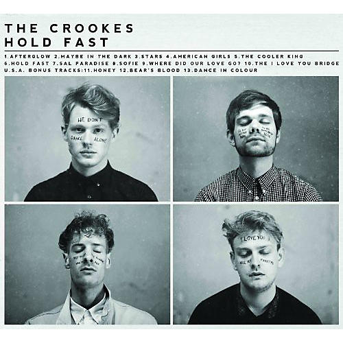 Alliance The Crookes - Hold Fast