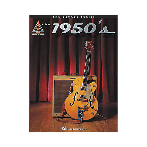 Hal Leonard The Decade Series: The 1950s Book