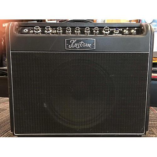 Kustom The Defender 50W 1x12 Tube Guitar Combo Amp