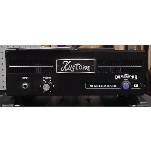 Kustom The Defender 5W HEAD Tube Guitar Amp Head
