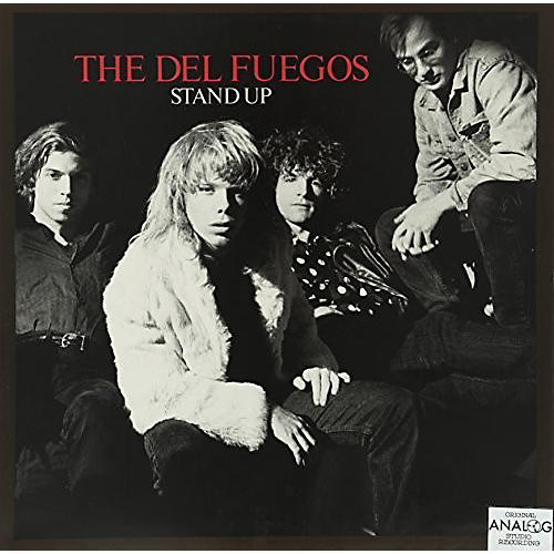 Alliance The Del Fuegos - Stand Up
