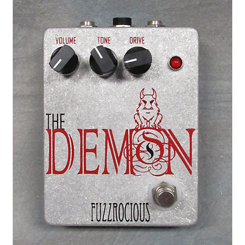 In Store Used The Demon Effect Pedal