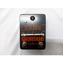Orange Amplifiers The Detonator Pedal