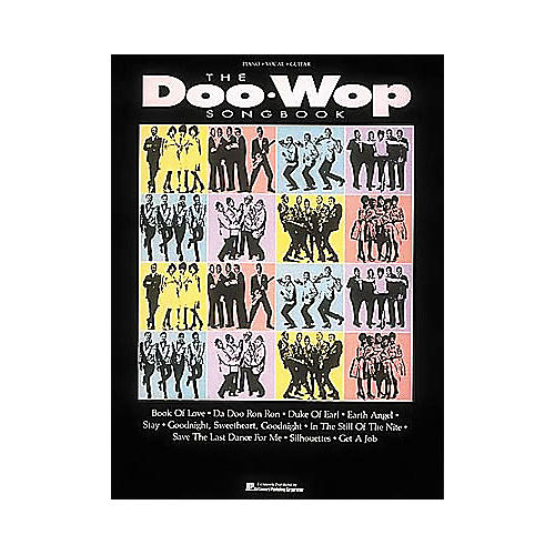 Hal Leonard The Doo-Wop Piano/Vocal/Guitar Songbook