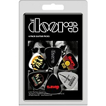 Perri's The Doors Guitar Pick 6-Pack
