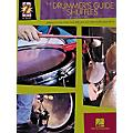 Hal Leonard The Drummer's Guide to Shuffles Book/CD thumbnail