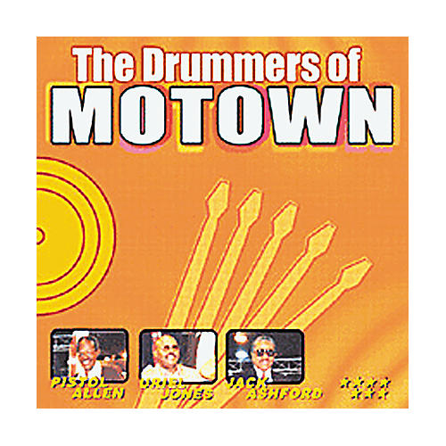 EastWest The Drummers of Motown Audio Sample CD ROM
