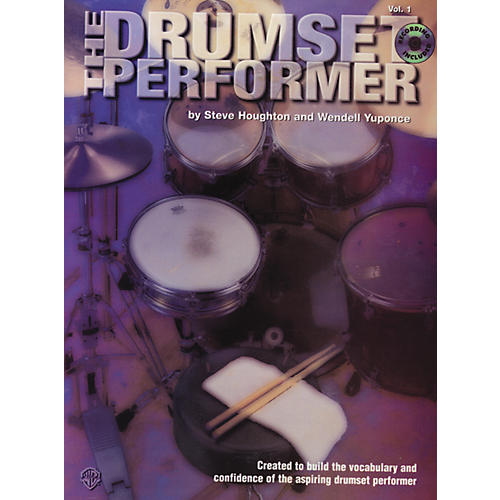 Alfred The Drumset Performer (Book/CD)
