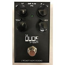 Rockett Pedals The Dude Effect Pedal
