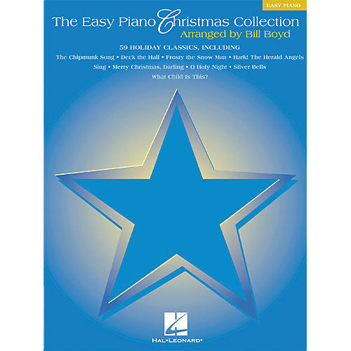 Hal Leonard The Easy Piano Christmas Collection