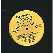 The Egyptian Lover - Egypt Egypt / What Is a DJ / Ultimate Scratch
