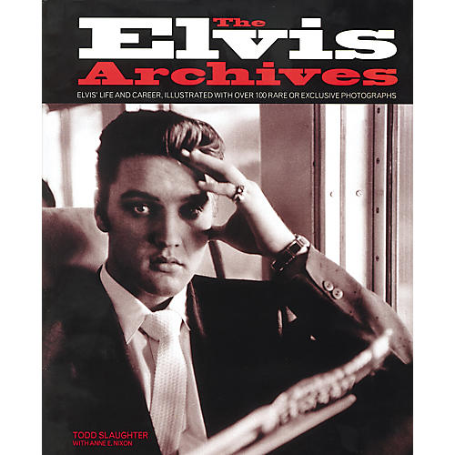 Music Sales The Elvis Archives (Book)