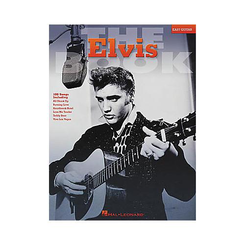 Hal Leonard The Elvis Book