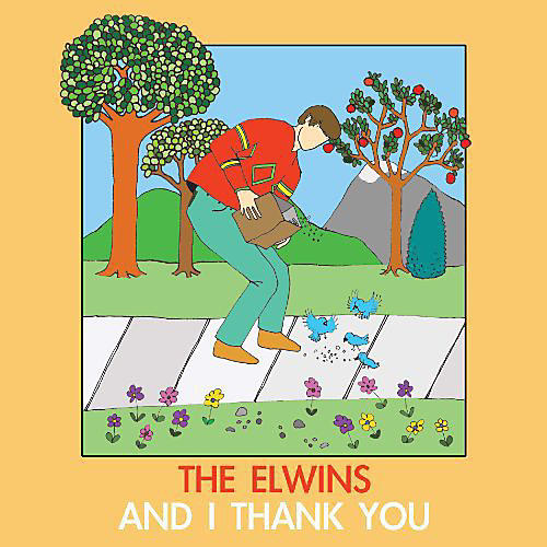 Alliance The Elwins - And I Thank You
