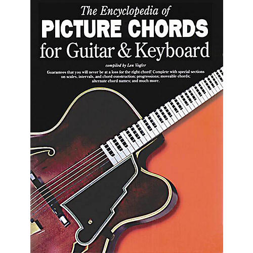 Music Sales The Encyclopedia of Picture Chords for Guitar & Keyboard ...