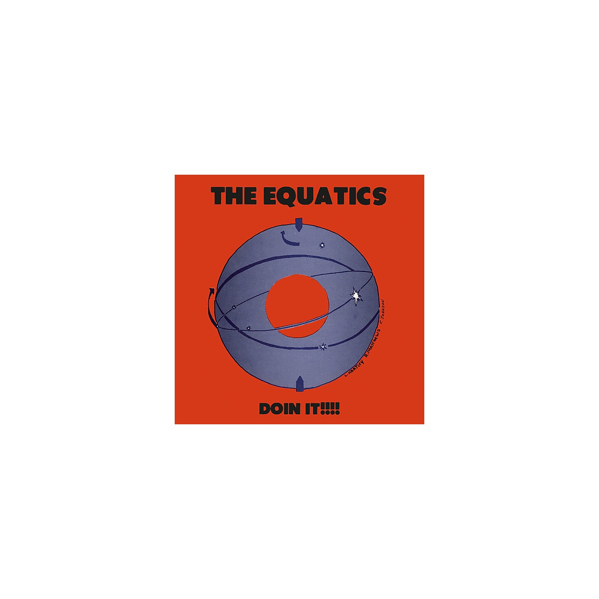 Alliance The Equatics - Doin It