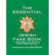 Tara Publications The Essential Jewish Fake Book Tara Books Series Softcover
