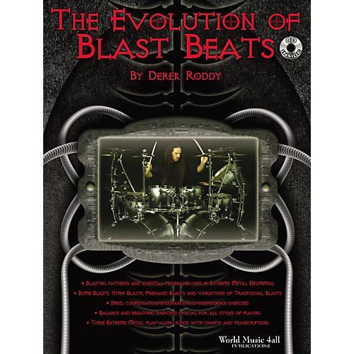 World Music 4all The Evolution of Blast Beats Book/CD