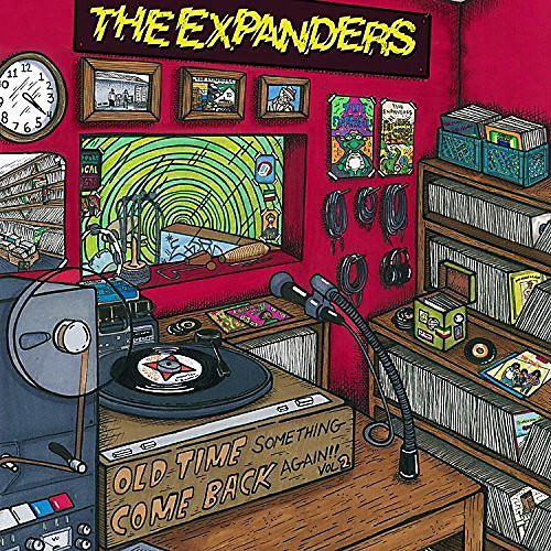 Alliance The Expanders - Old Time Something Come Back Again Vol 2