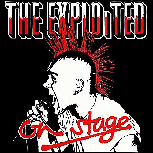 Alliance The Exploited - On Stage