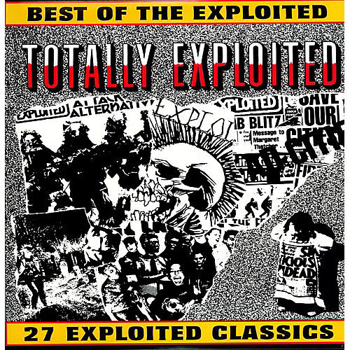 Alliance The Exploited - Totally Exploited