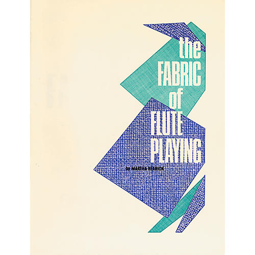 Alfred The Fabric of Flute Playing Book