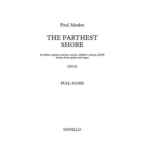 Music Sales The Farthest Shore (SATB with Piano Reduction) SATB Composed by Paul Mealor