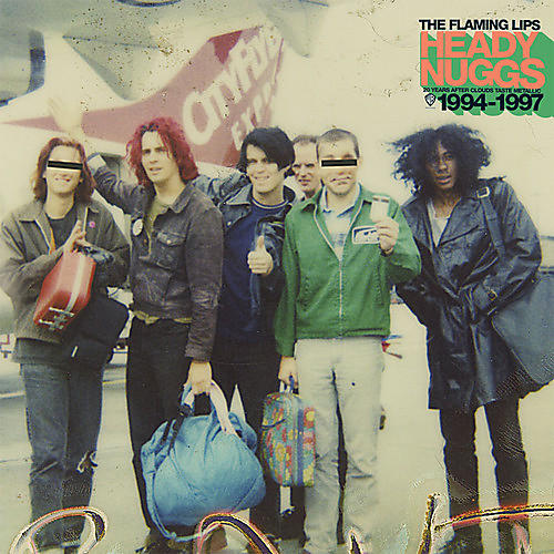Alliance The Flaming Lips - Heady Nuggs 20 Years After Clouds Taste Metallic 1994-1997