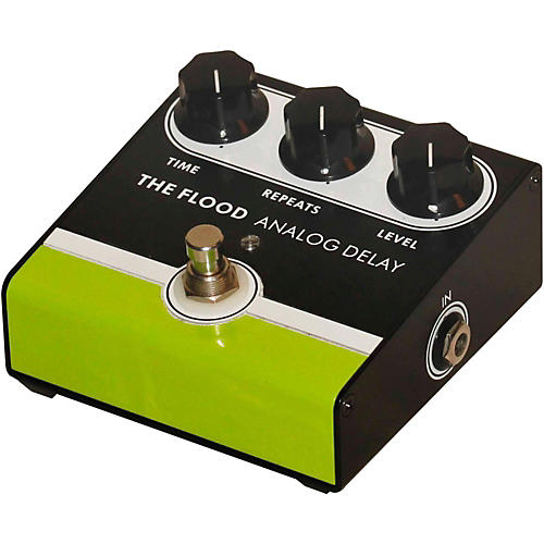 Jet City Amplification The Flood Analog Delay Guitar Effects Pedal