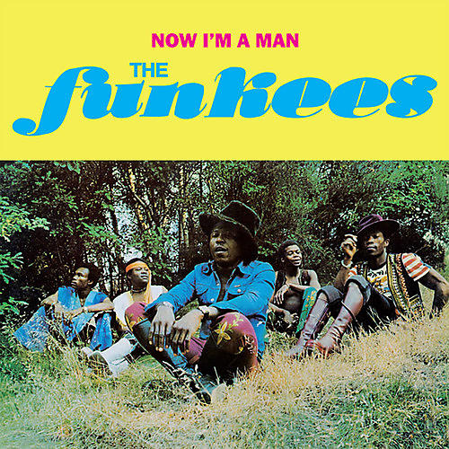 Alliance The Funkees - Now I'm A Man