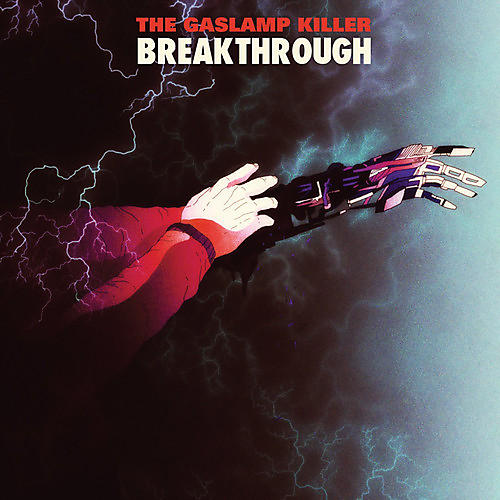 Alliance The Gaslamp Killer - Breakthrough