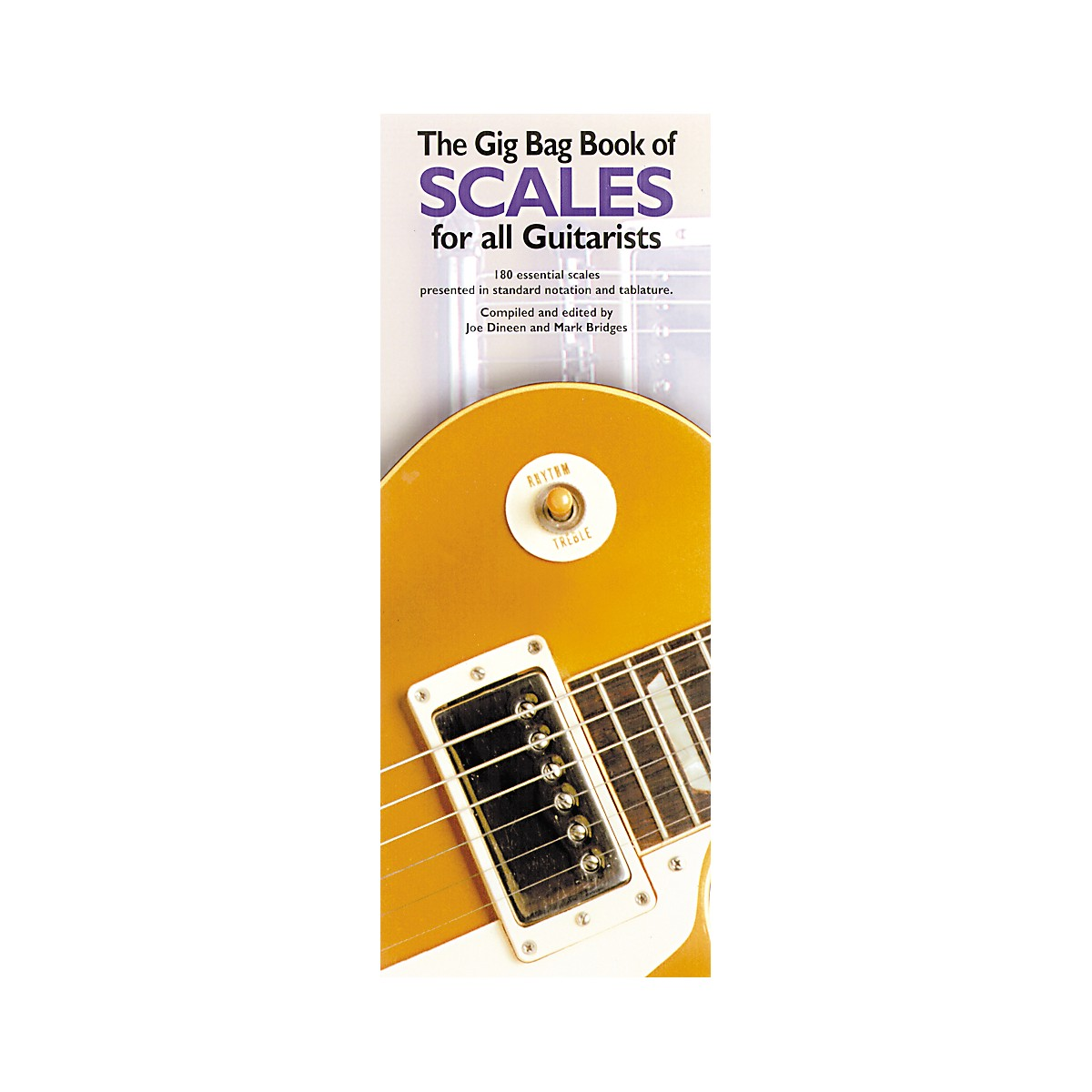 Music Sales The Gig Bag Of Scales for All Guitarists Book