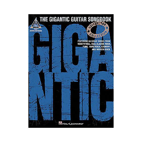 Hal Leonard The Gigantic Guitar Tab Book