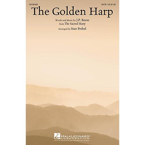 Hal Leonard The Golden Harp SATB arranged by Stan Pethel