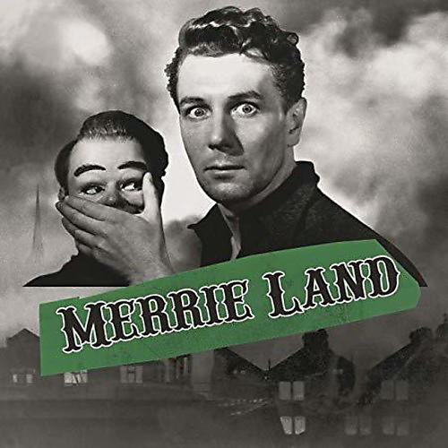 Alliance The Good, the Bad & the Queen - Merrie Land
