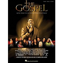 Hal Leonard The Gospel Music From The Motion Picture Soundtrack arranged for piano, vocal, and guitar (P/V/G)
