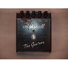 Marshall The Gov'nor Effect Pedal