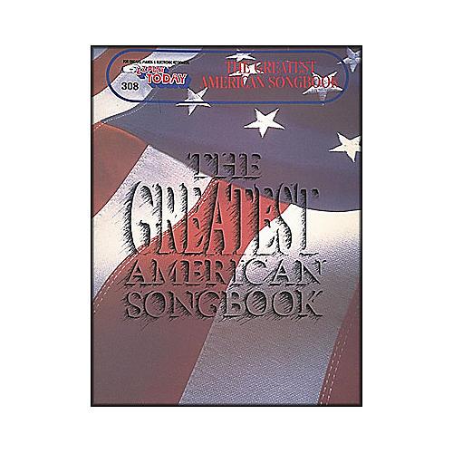 Hal Leonard The Greatest American Songbook E-Z Play 308