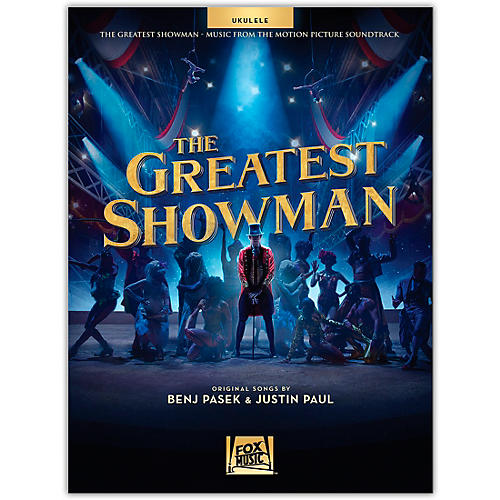 Hal Leonard The Greatest Showman - Music from the Motion Picture Soundtrack For Ukulele