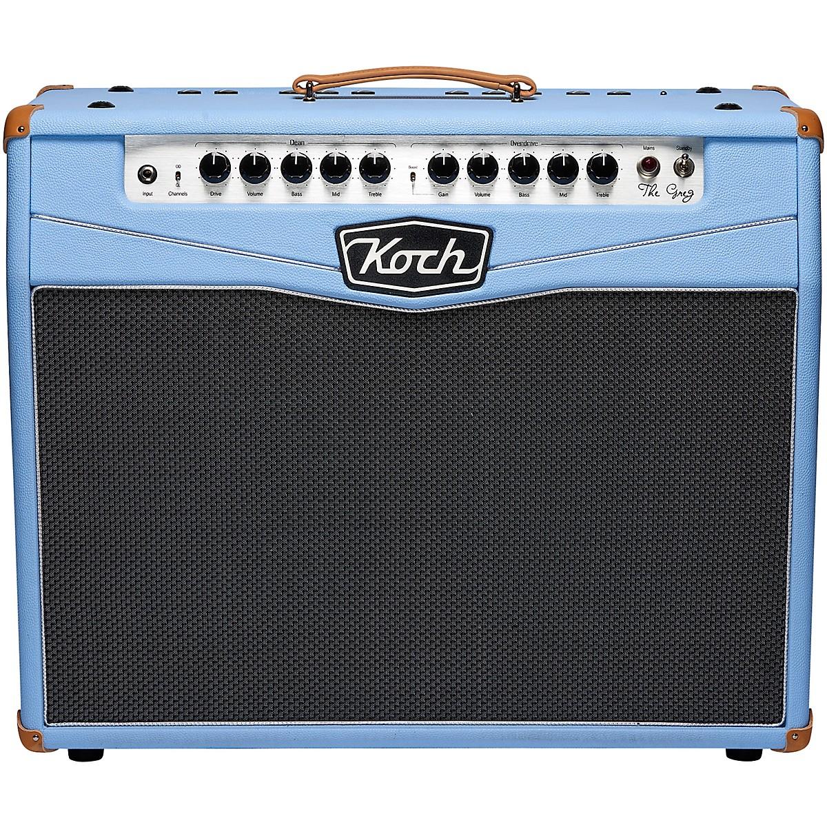 Koch The Greg Greg Koch Signature 50W 2x10 Tube Guitar Combo Amp
