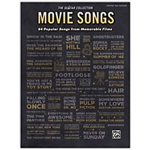 Alfred The Guitar Collection: Movie Songs Guitar TAB Edition Songbook