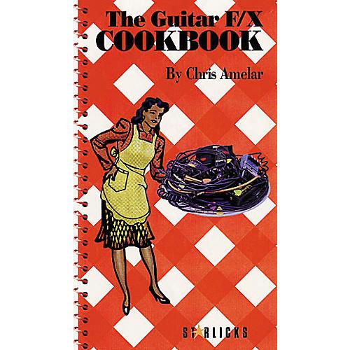 Hal Leonard The Guitar F/X Cookbook Video