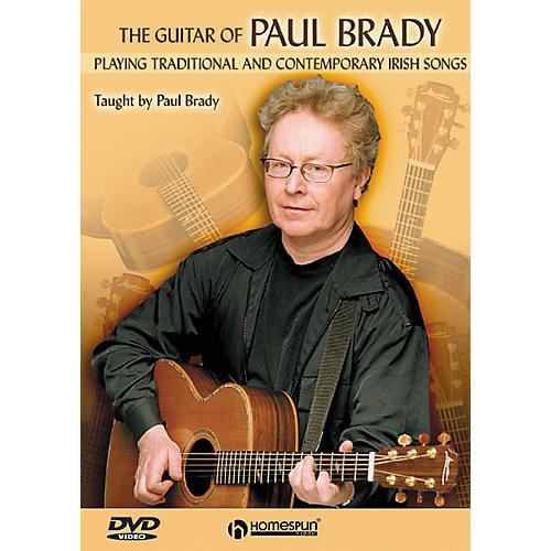 Homespun The Guitar of Paul Brady (DVD)